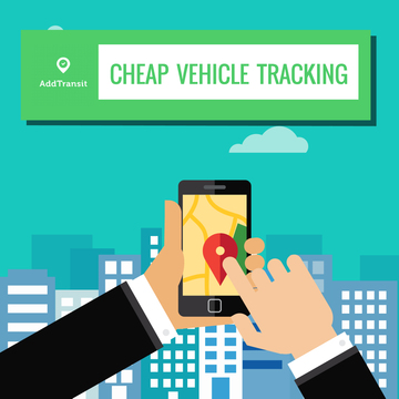 Cheap Vehicle Tracking Software using GTFS-Realtime