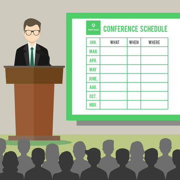 Public Transit Charter Bus Conferences