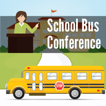 School Bus Conferences and Conventions in 2016