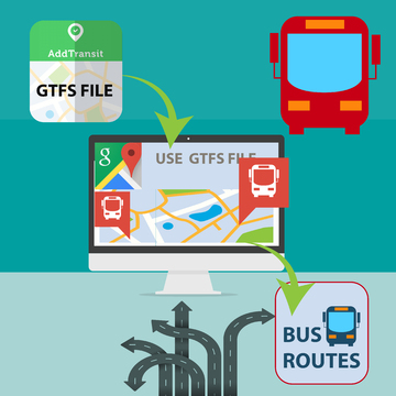 Google Maps Bus Routes